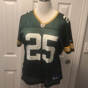 Women's Green Bay packers jersey Grant size XL